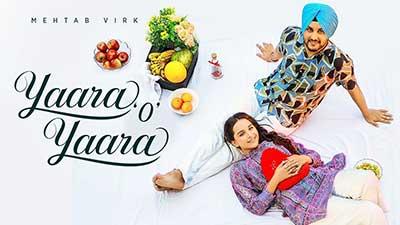 Yaara-O-Yaara-Mehtab-Virk-lyrics