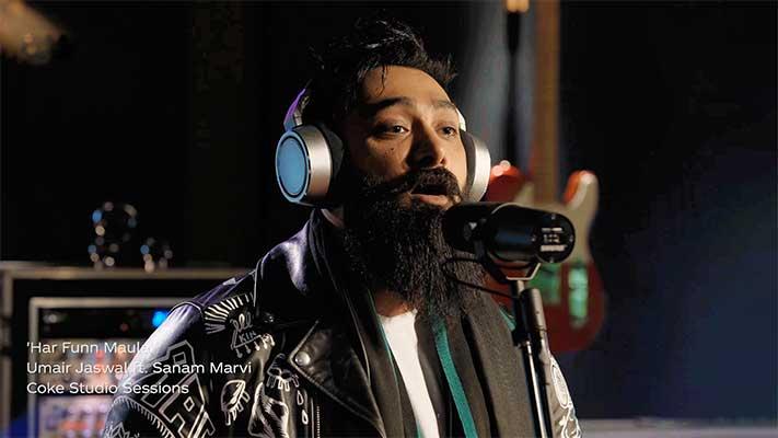 Coke Studio Har Funn Maula lyrics English Umair Jaswal