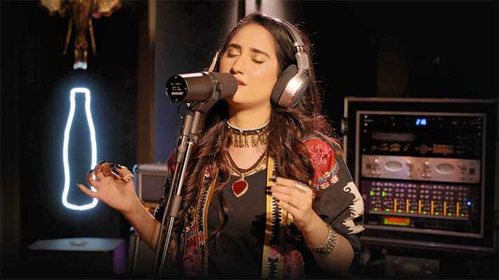 Coke Studio Ishq Da Kukkar Lyrics English Sehar Gul Khan
