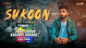 Sukoon-Karan-Sandhawalia-lyrics-English