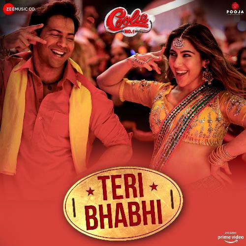 Teri Bhabhi lyrics English Coolie No. 1