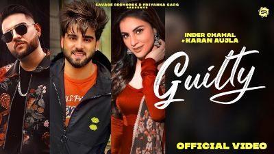 Guilty Lyrics – Inder Chahal, Karan Aujla