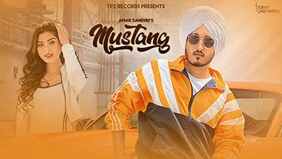 Mustang Lyrics – Amar Sandhu Ft. Isha Sharma