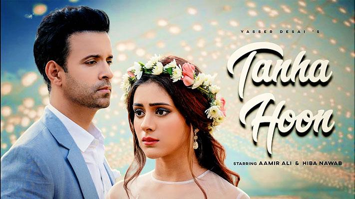 Tanha-Hoon-Lyrics-English-Yasser-Desai