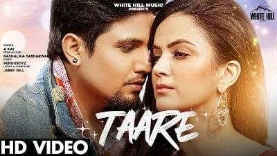 Taare Lyrics – A KAY