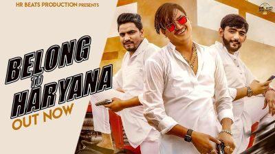 Belong To Haryana Lyrics – Amit Saini Rohtakiya