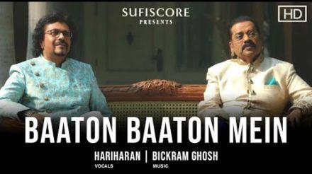 BAATON BAATON MEIN LYRICS - Hariharan 2