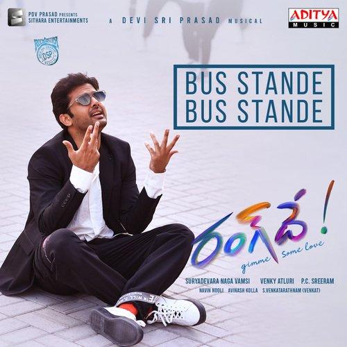 Bus Stande Bus Stande lyrics Rang De Sagar
