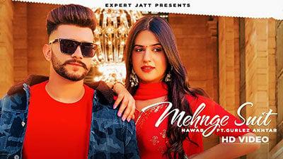 Mehnge Suit Lyrics – Nawab & Gurlez Akhtar