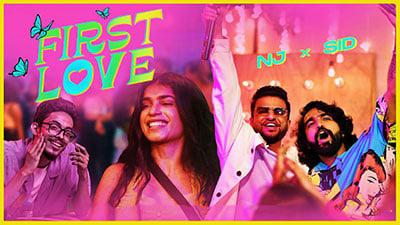 Nj-First-Love-Lyrics-Siddharth-Menon
