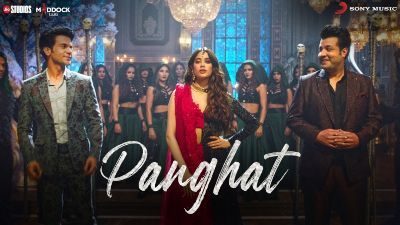 Panghat Lyrics – Asees Kaur, Divya Kumar, Sachin-Jigar, Mellow D | Roohi