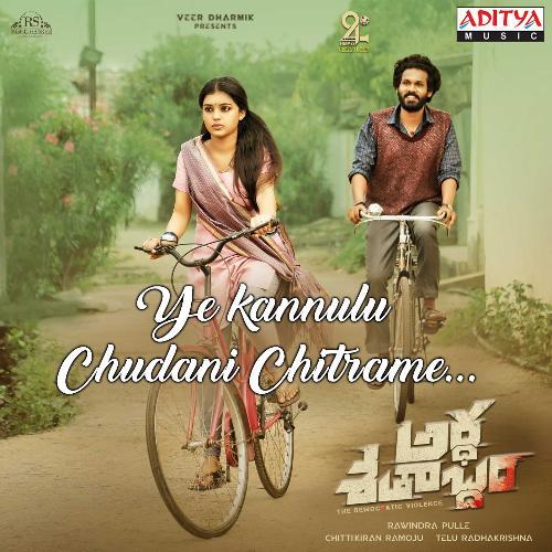 Ye Kannulu Chudani Chitrame lyrics Ardhashathabdam
