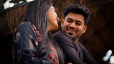 Athmavile Anandame Lyrics – Sajeer Koppam   Malayalam Song