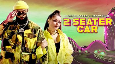 2-Seater-Car-Kanika-Kapoor-Ft