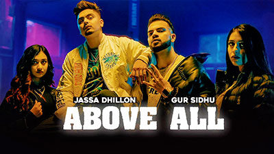 Above All Lyrics – Jassa Dhillon | Gur Sidhu