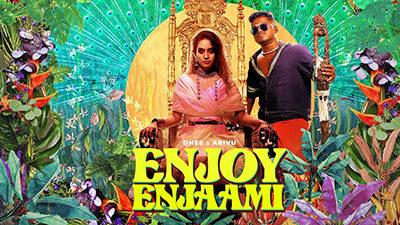 Enjoy Enjaami Lyrics – Dhee   Arivu   Translation