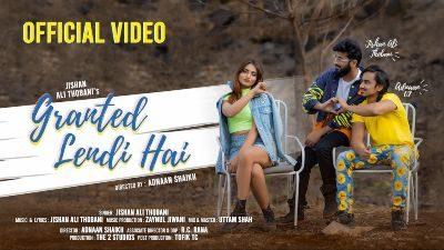 Granted Lendi Hai Lyrics – Jishan Ali Thobani
