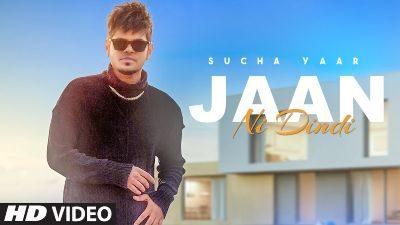 Jaan Ni Dindi Lyrics – Sucha Yaar