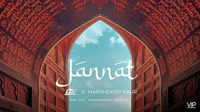 Jannat-Ezu-Harshdeep-Kaur-lyrics