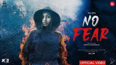 No Fear Lyrics – All OK | Keerthi Rupangudi
