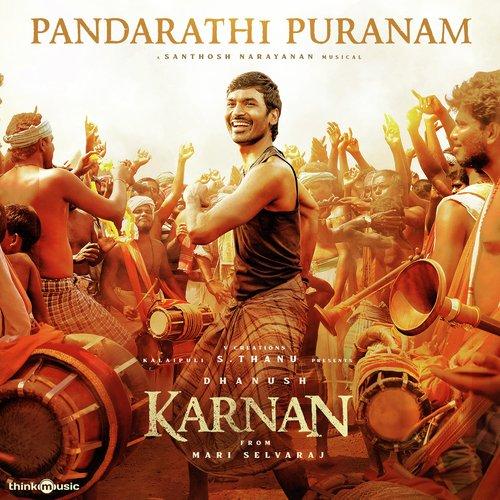Pandarathi Puranam lyrics Karnan