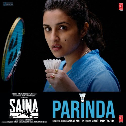 Parinda Saina's Anthem lyrics English
