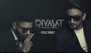 Riyasat Lyrics – Navaan Sandhu, Sabi Bhinder