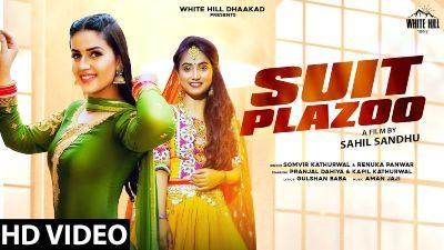 SUIT PLAZOO Lyrics – Renuka Panwar, Somvir Kathurwal