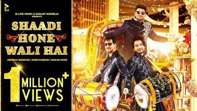 Shaadi Hone Wali Hai Lyrics – Ishaan Khan