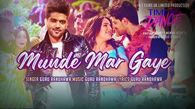 Time-To-Dance-Munde-Mar-Gaye-lyrics