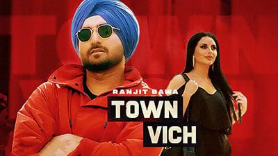 Town-Vich-lyrics-Ranjit-Bawa