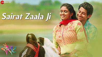 Sairat Zaala Ji Lyrics Translation – Sairat | by Chinmayi Sripada