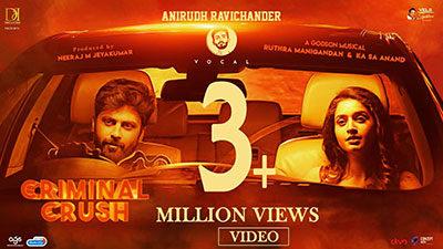 Criminal Crush Lyrics – Anirudh Ravichander | Ashwin Kumar
