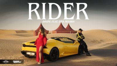 Rider Lyrics – DIVINE, Lisa Mishra
