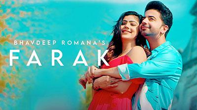 Farak-Lyrics-Bhavdeep-Romana
