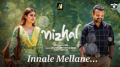Innale Mellane Lyrics – Nizhal   Haricharan