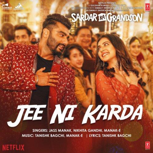 Jee Ni Karda Sardar Ka Grandson Lyrics English