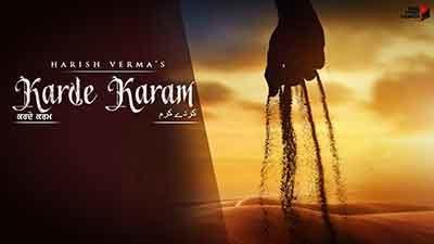 Karde Karam Lyrics – Harish Verma
