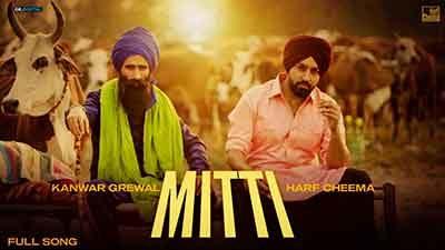 Mitti Lyrics – Harf Cheema | Kanwar Grewal