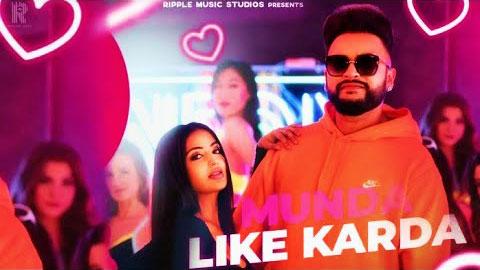 Munda-Like-Karda-Lyrics-Gurj-Sidhu