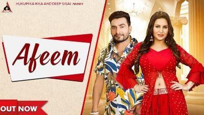 Afeem Lyrics – Raj Mawar