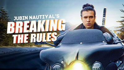 Breaking The Rules Lyrics – Jubin Nautiyal | Initiation (Movie)
