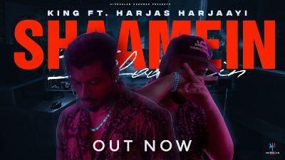 Shaamein Lyrics – King, Harjas Harjaayi