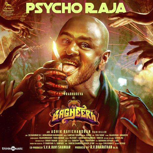 Psycho Raja Bagheer lyrics Tamil