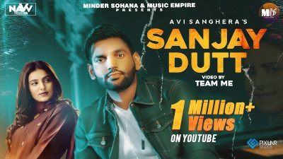 Sanjay Dutt Lyrics – Avi Sanghera, Gurlez Akhtar