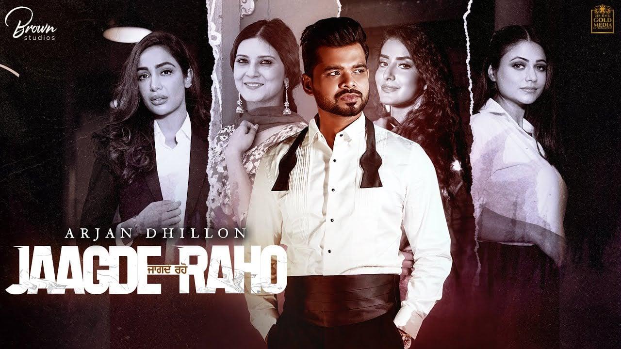 Jaagde Raho Arjan Dhillon English Lyrics
