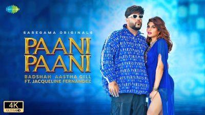 Paani Paani Lyrics –  Badshah, Aastha Gill