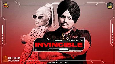 Invincible Lyrics – Sidhu Moose Wala Ft. Stefflon Don