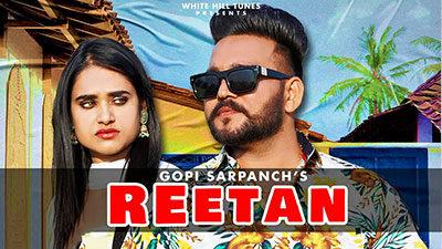 Reetan Lyrics – Gopi Sarpanch