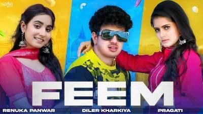 Feem Lyrics — Diler Kharkiya | Renuka Panwar